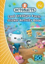 Octonauts Cool Creature Facts Sticker Activity Book - Simon & Schuster UK