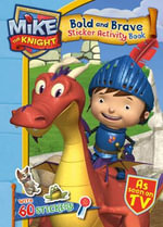 Mike the Knight Sticker Activity Book 1 - Simon & Schuster UK