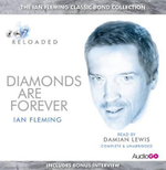 Diamonds are Forever : Read by Damian Lewis - Ian Fleming