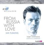 From Russia with Love : Read by Toby Stephens  - Ian Fleming