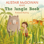 Alistair McGowan Reads The Jungle Book (Famous Fiction) - Rudyard Kipling