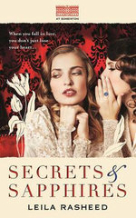 At Somerton : Secrets & Sapphires - Leila Rasheed