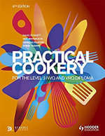 Practical Cookery for the Level 3 NVQ and VRQ Diploma : Whiteboard eTextbook - David Foskett