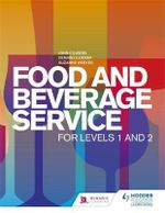 Food and Beverage Service for Levels 1 and 2 - John Cousins