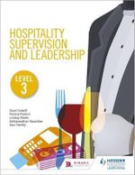 Hospitality Supervision and Leadership Level 3 - Patricia Paskins