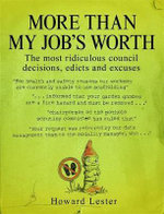 More Than My Job's Worth - Howard Lester