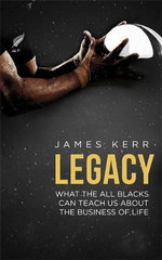Legacy : A Nutritional Formula for Peak Athletic Performanc... - James Kerr