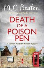 Death of a Poison Pen - M. C. Beaton