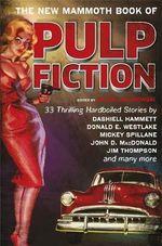 The New Mammoth Book Of Pulp Fiction : Mammoth Books - Maxim Jakubowski