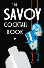 Savoy Cocktail Book - Guy Savoy