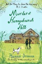 Murder at Honeychurch Hall : Vicky Hill - Hannah Dennison