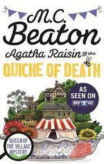 Agatha Raisin and the Quiche of Death - M. C. Beaton