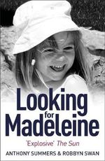 Looking for Madeleine - Anthony Summers