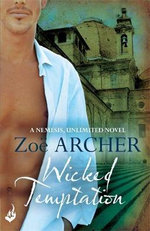 Wicked Temptation : Nemesis, Unlimited Series : Book 3 - Zoe Archer