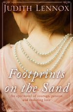 Footprints on the Sand - Judith Lennox