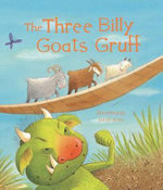 Three Billy Goats Gruff : Picturebook Padded Fairytales - Ronne Randall