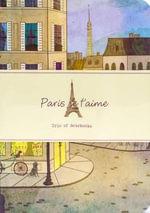 Paris : Notebooks (Life Canvas) - Parragon