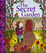 The Secret Garden : Padded Classics - Parragon