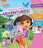Dora the Explorer Friends and Adventures Activity Center : Dora Activity Center - Parragon