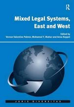 Mixed Legal Systems, East and West : Juris Diversitas