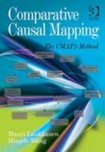 Comparative Causal Mapping : The CMAP3 Method - Mingde, Mr Wang