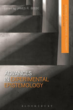 Advances in Experimental Epistemology