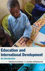 Education and International Development : An Introduction