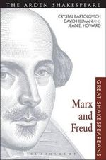 Marx and Freud : Volume 10 - Crystal Bartolovich