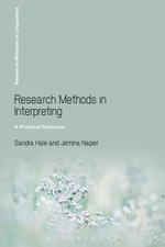 Research Methods in Interpreting : A Practical Resource - Sandra Hale