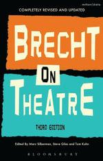Brecht On Theatre - Bertolt Brecht