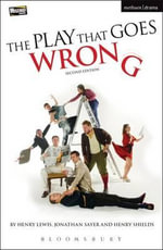 The Play That Goes Wrong - Henry Lewis