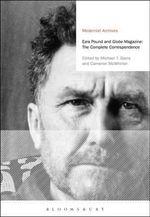 Ezra Pound and 'Globe' Magazine : The Complete Correspondence - Ezra Pound