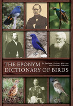 The Eponym Dictionary of Birds - Bo Beolens