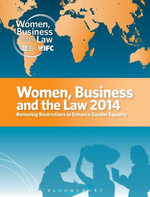 Women, Business and the Law - Bloomsbury Publishing