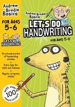 Let's do Handwriting 5-6 - Andrew Brodie