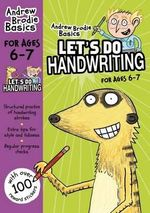 Let's do Handwriting 6-7 - Andrew Brodie