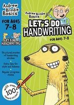 Let's do Handwriting 7-8 - Andrew Brodie