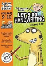 Let's do Handwriting 9-10 - Andrew Brodie