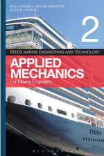 Reeds Vol 2 : Applied Mechanics for Marine Engineers - Paul Russell