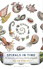 Spirals in Time : The Secret Life and Curious Afterlife of Seashells - Helen Scales