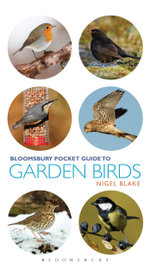 Pocket Guide to Garden Birds - Nigel Blake