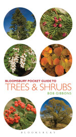 Pocket Guide to Trees and Shrubs - Bob Gibbons