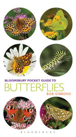 Pocket Guide to Butterflies - Bob Gibbons