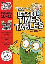 Let's Do Times Tables 10-11 - Andrew Brodie