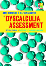 The Dyscalculia Assessment - Jane Emerson