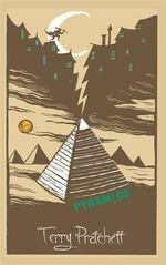 Pyramids : Discworld: The Gods Collection - Terry Pratchett