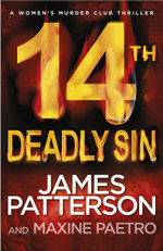 14th Deadly Sin : (Women's Murder Club 14) - James Patterson