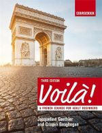 Voila : Course Pack - Jacqueline Gonthier