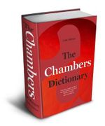 The Chambers Dictionary : 13th Edition - Chambers
