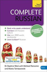 Complete Russian  : Teach Yourself - Daphne West